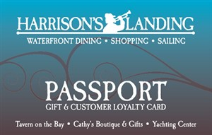 Harrisons Landing Gift Card image